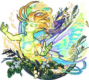 新生せし妖精帝ギムレット(獣神化)