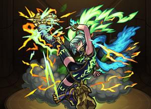 2372撃砕の雷槌ミョルニル(神化)