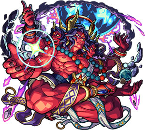 ブラフマー(獣神化)