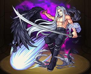 2494片翼の天使 セフィロス