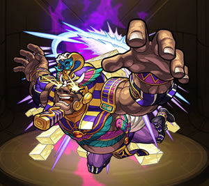 2519エジプトの絶対王者 ファラオ
