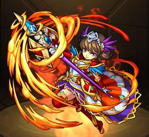 2552戦姫神 スクルド