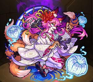 2705白無垢の妖狐 ジュン