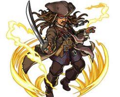 孤高の海賊 ジャック・スパロウ