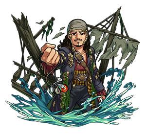 幽霊船の船長 ウィル・ターナー