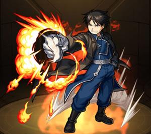 2765焔の錬金術師 ロイ・マスタング