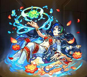 2865水と豊穣の女神 サラスヴァティ