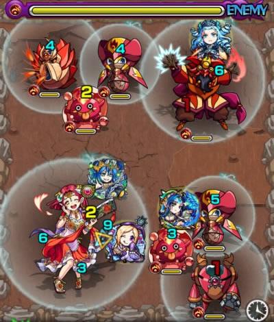 ヤクシニーのザコ第3戦
