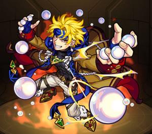 2949赤光の魔術師 フェルメール