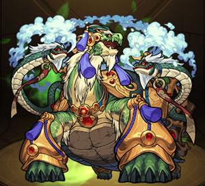 2975秩序の守護神獣 ガラゴーラ