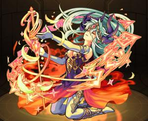 1629聖炎の女神アグナムートX
