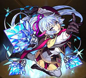 2987神秘の魔道闘姫クリスタル