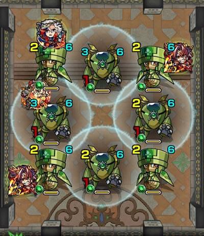 覇者の塔28階のザコ第3戦