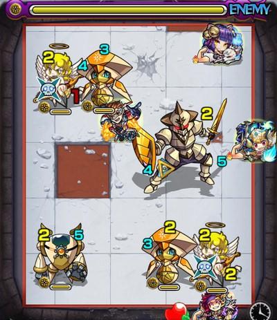 ヒソカのザコ第3戦