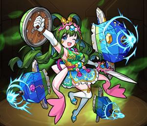 3101竜宮戦姫 乙姫