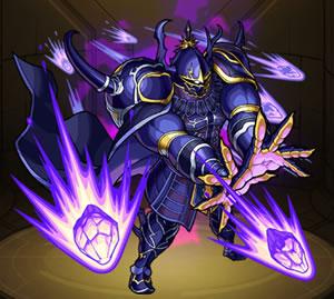 3163暗黒魔道士 ゴルベーザ