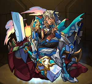 3665黄昏の騎士 ケイ